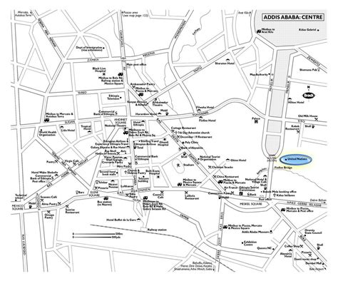 map of addis ababa city large addis ababa maps for free and print high