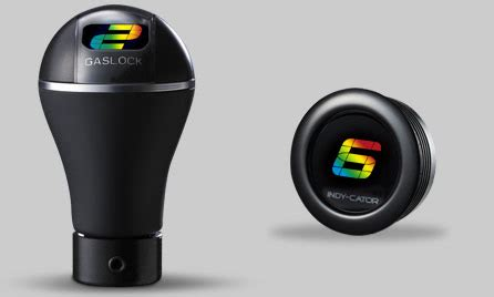 Gaslock Shift Knob by Indy Cator