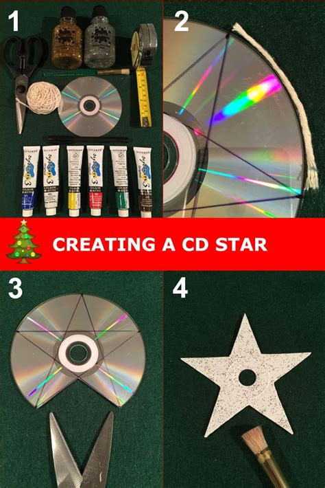 craft for christmas using old cds best 25 cds ideas on cd crafts cd diy and crafts with cds