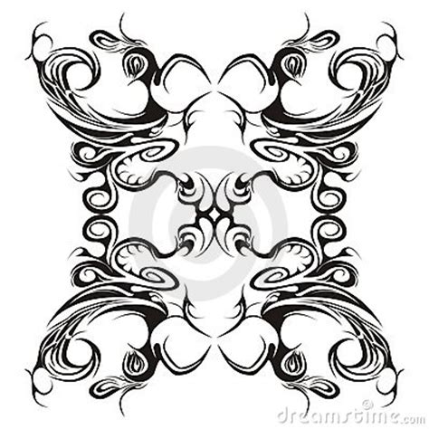 symmetrical design symmetrical floral design royalty free stock photo image