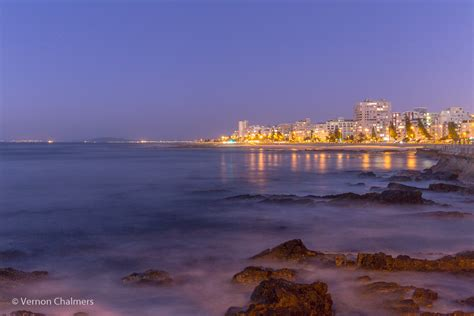 Landscape Sea Point Vernon Chalmers Photography