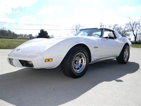l 48 corvette martin s classic cars 1976 chevy corvette stingray l 48