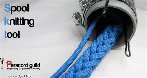 spool knitting projects how to make a knitting spool paracord guild