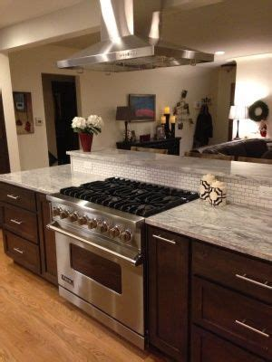 stove island kitchen denver kitchen remodel kitchens pinterest denver