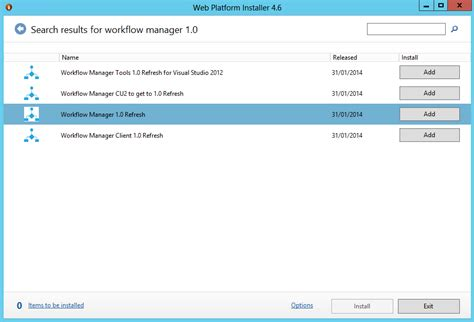 workflow manager 1 0 refresh erwin tsai sharepoint 2013 workflow manager microsoft