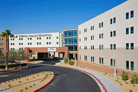 Emergency Room Las Vegas Nv by About The Hospital Valley Hospital