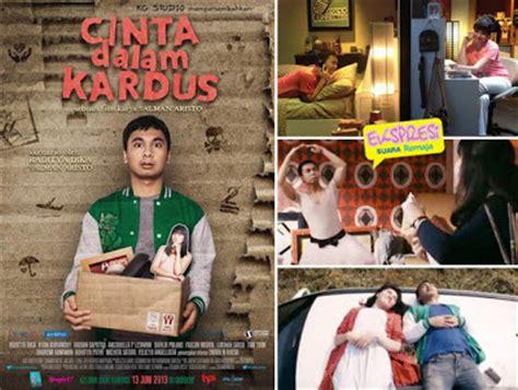 film cinta dalam kardus foto pemain pemeran film cinta dalam kardus 2013