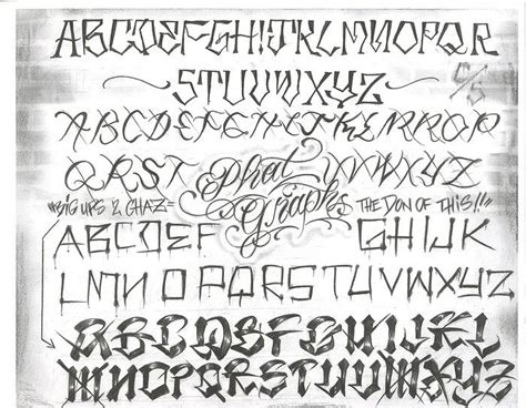 gang font tattoo generator gangster tattoo fonts google search lettering