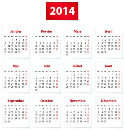 Calendrier Vacances Scolaires Angleterre Calendrier 2014 Semaines