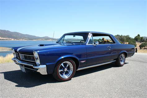 Pontiac Gto Rims by Beautiful Blue 1965 Pontiac Gto With My Favorite Gto Wheels