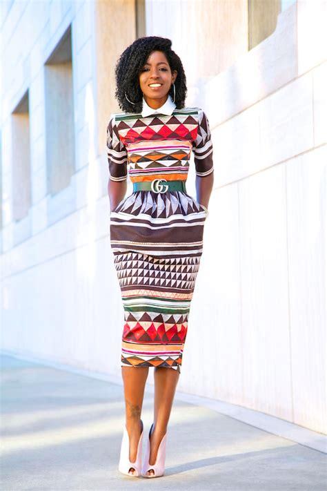 fashion design vacancies south africa stella jean tribal midi dress style pantry bloglovin