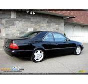 1999 Mercedes Benz CL 500 Coupe Black / Photo 5