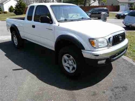 2003 Toyota Tacoma Sr5 Find Used 2003 Toyota Tacoma Sr5 4wd 4x4 Extended Cab