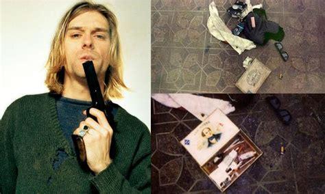 imagenes nuevas de kurt cobain se oponen a revelar foto de cobain 187 eje central