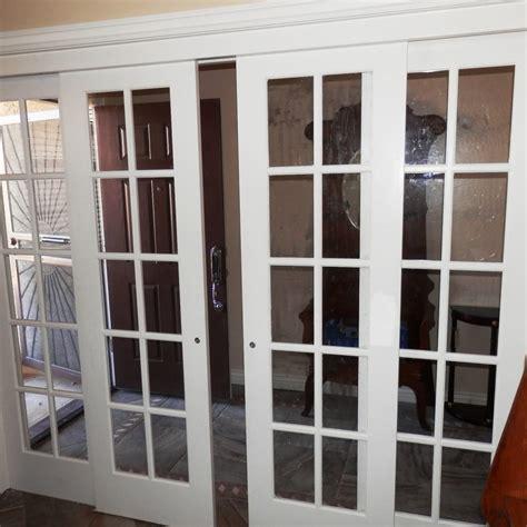 installing sliding doors interior interior sliding doors