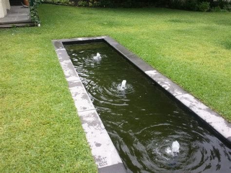 formal pond construction vic