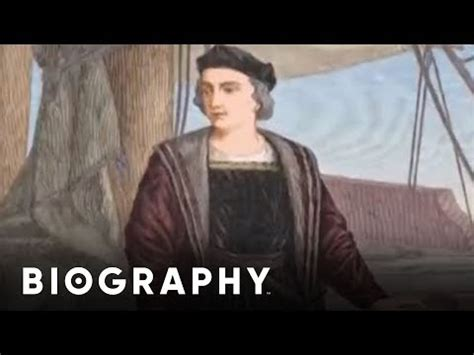 christopher columbus biography early years christopher columbus mini biography youtube