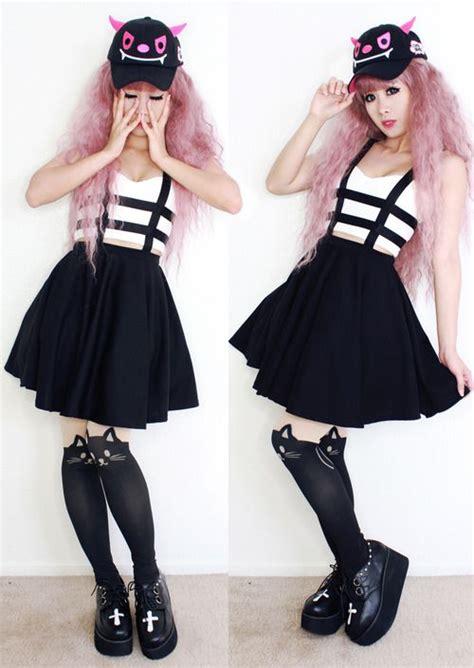 kawaii pastel goth fashion tumblr 293 best images about fashion pastel goth on pinterest