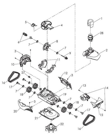 baracuda g3 parts diagram zodiac baracuda parts diagram 28 images baracuda