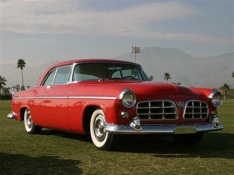 Chrysler Sports Coupe by Chrysler 300 Sport Coupe 1955 1956 Autoevolution