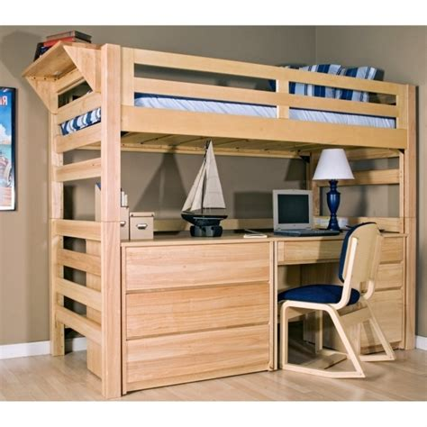 Bunk Bed With Table Underneath Simple Bunk Bed With Table Underneath Desk Wooden Ideas Picture 66 Bed Headboards