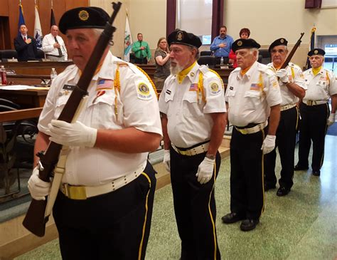 Parma Municipal Court Records Parma City Council Honors City S Wwii Veterans Cleveland