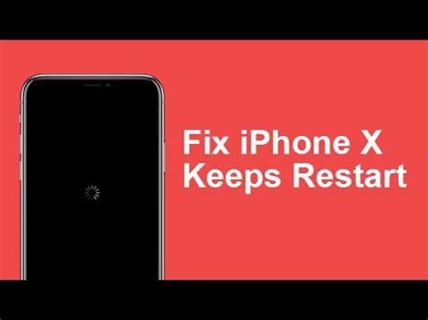 iphone x 8 7 6s 6 5 keeps restart crashing randomly after ios 11 2 upgrade here is the real fix
