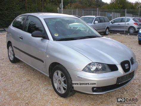 2003 Seat Ibiza 1 9 Tdi Sport Car Photo And Specs