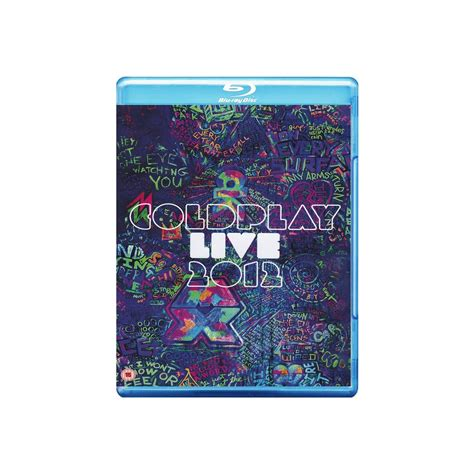 coldplay live 2012 coldplay live 2012 blu ray cd review