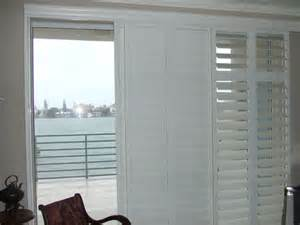 Plantation Shutters For Patio Doors Plantation Shutters For Sliding Glass Door Traditional Houston By Rockwood Shutters