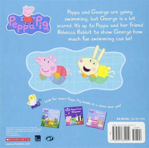 peppa pig peppa goes b00apk5evu peppa goes swimming peppa pig amazon