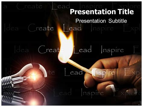 inspirational quotes powerpoint template powerpoint