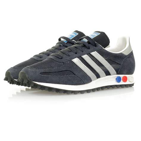 Adidas La Trainer adidas originals sneakers la trainer og navy shoe