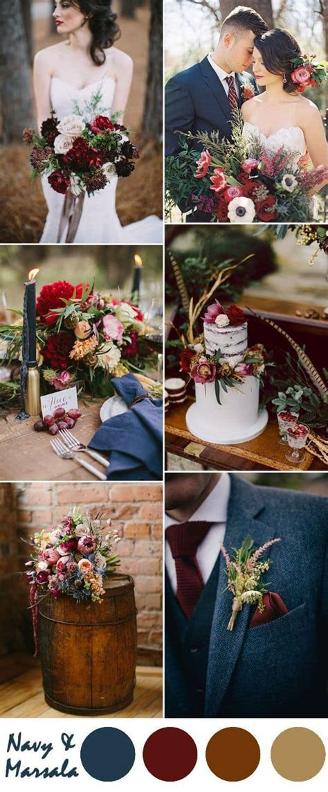 fall wedding colors best photos   Page 3 of 3   Cute