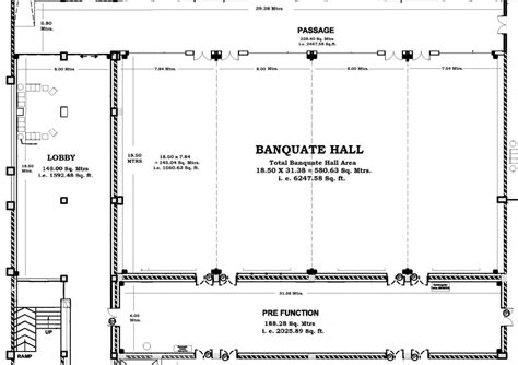 banquet hall design plans quotes floor plan drawing the grand ballroom