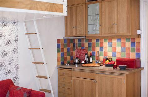 Studio Type Kitchen Design Decoraci 243 N De Un Estudio De 21 M 178 Decoraci 243 N Estilo N 243 Rdico Delikatissen