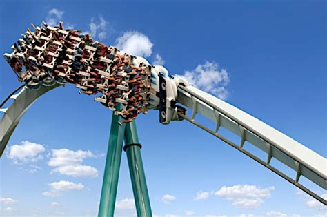 Alpengeist Busch Gardens Williamsburg by Central Survey Says Tech Time Is At The Top Of The
