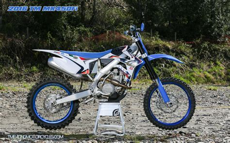 tm motocross tm racing motorcycles