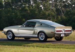 1968 Ford Mustang Shelby Gt500 1968 Ford Mustang Shelby Gt500 Kr Specifications Photo