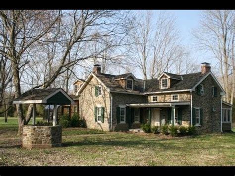 cobblestone tree farm pa liberty farm house on 14 7 acres in bucks county pa