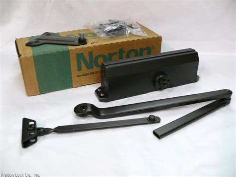 norton 1601 bronze door closer new ebay