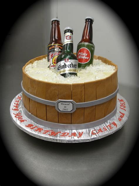 beer cake sugar beer bottle cake cakecentral com