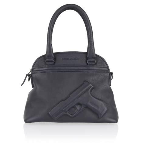 Bags From Vlieger Vandam by Vlieger Vandam Bags Guardian Soft Small Gun