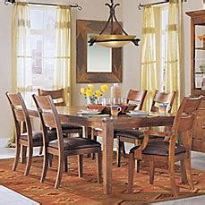klaussner urban craftsmen dining room arm chair 340906drc klaussner urban craftsman dining table set bed bath beyond