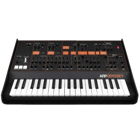 Keyboard Korg Juno korg arp odyssey analog synthesizer 37 note keyboard