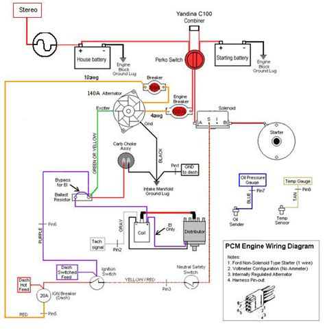 perko battery switch to trolling motor wiring diagram