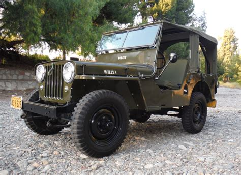 1947 jeep willys for sale 1947 willys jeep cj2a bring a trailer
