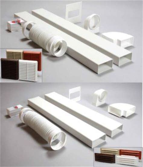 Kitchen Ducting Kit Rectangular Cooker Kits Naples Components