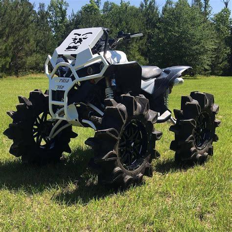Atv Can Am 4 215 custom renegade atv sxs quads buggies