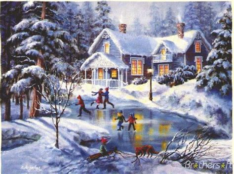 images of christmas wonderland in small spectacles winter wonderland